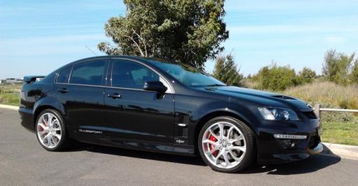 Brakes of Australia, Harrop, XForce, HSV Holden Special Vehicles, Megan Racing 1