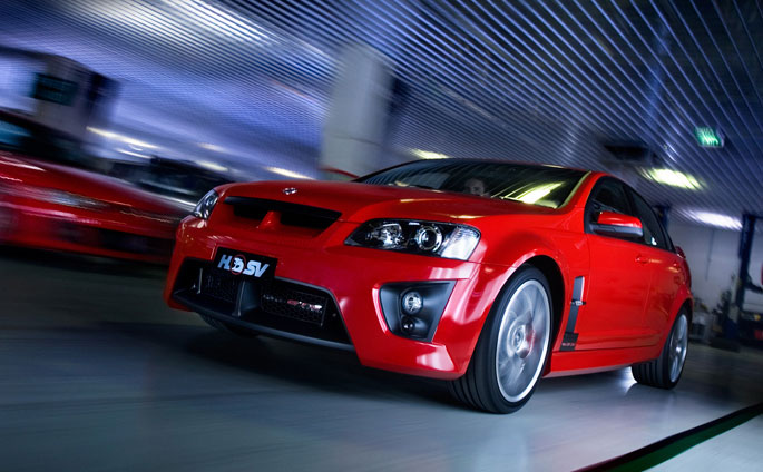 Holden Special Vehicle Website · Video Review: HSV GTS 307kW 6.0 V8